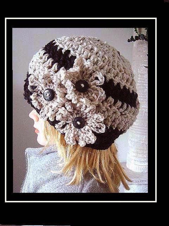 112, CROCHET PATTERN  Hat, 30 minute CARLITTO adult hat, permission to sell your hats, instant download