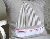 Regatta pillow cover