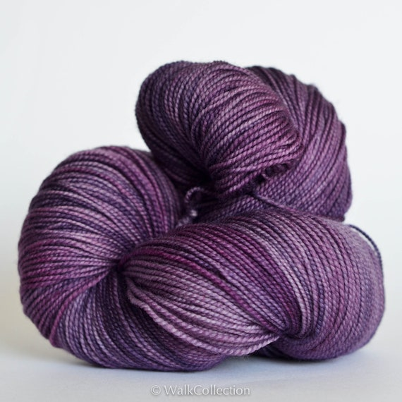 MYSTERY ... PearlSock, hand dyed yarn