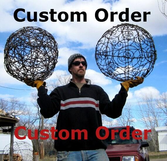 Reserved Custom Order Aqua Sun Catcher Window Spider  Hanging Art