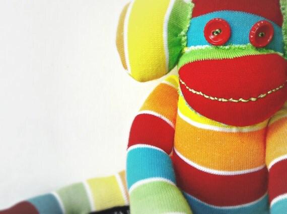Reignbo The Sock Monkey
