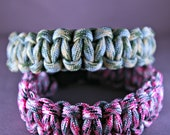 ACU Camo Paracord Bracelet -to benefit the Wounded Warrior Project