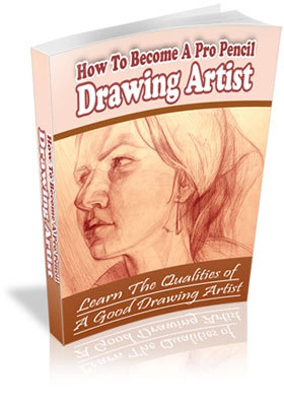 pencil drawing guide pdf ebook plus 2 free bonus ebooks