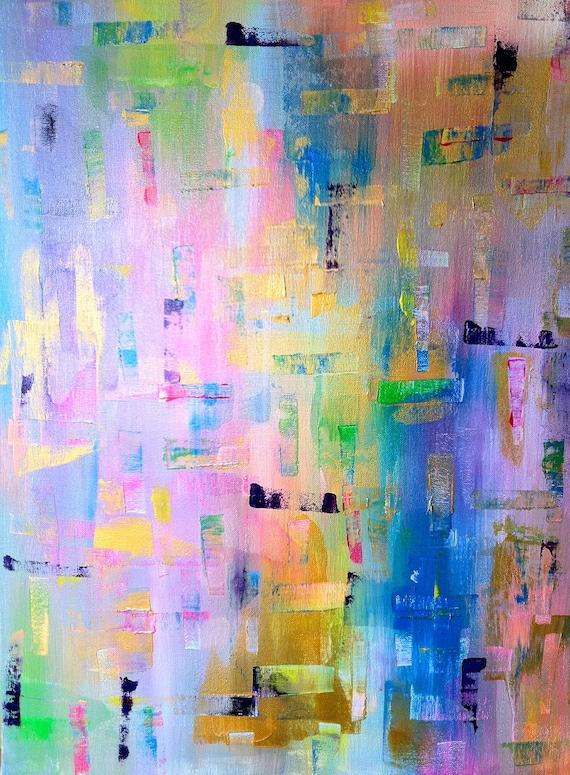 ABIGAIL - Acrylic Canvas Artwork