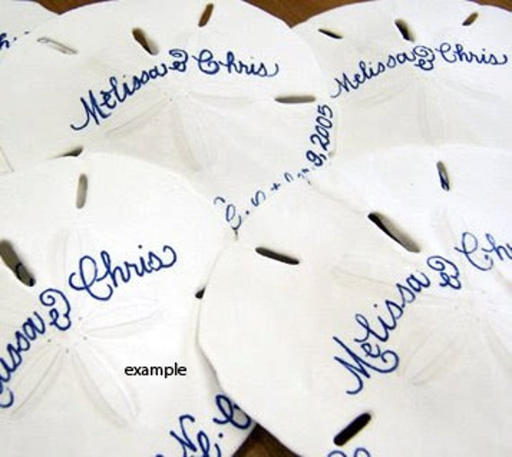 Lot of 75- Small Sand Dollars - Great for Wedding Crafts - Sailors - Shell Crafts Party Escort Cards