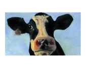 Funny Cow Magnet - Procees Benefit Animal Charity
