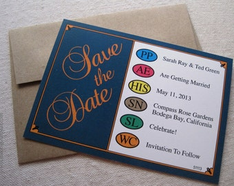 Trivial Pursuit Save The Date