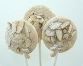 Horchata Lollipop - new flavor - Nutty & fabulous - like your friends