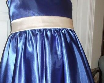 Custom made to Order Flowergirl -Junior Bridesmaid Dress