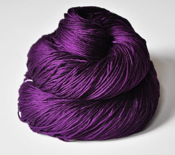 Poisoned by love - Silk Yarn Fingering weight