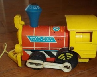 TOOT-TOOT Fisher Price Train