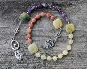 The Garden Witch Pagan Prayer Beads