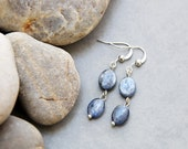 Baby Blues - Kyanite Earrings