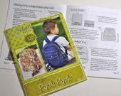 Pack Pack sewing pattern