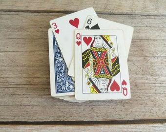 Vintage Hoyle Playing Cards