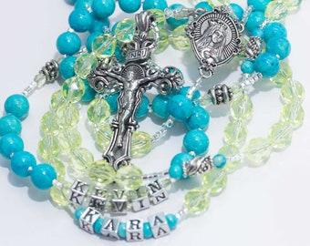 Couples Wedding Rosary