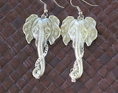 Captive Elephant Earrings