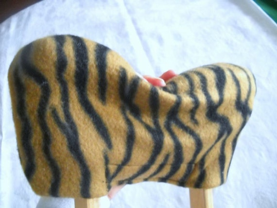 Tigre du bengale polaires tote et b quille pad couvre par - Tigre polaire ...