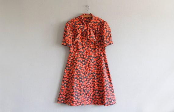 poppy secretary dress