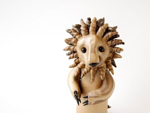Leo the Lion Sculpture by Bonjour Poupette