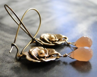 LAST CALL SALE Gemstone Earrings, Drop Earrings, Jewelry, Dangle Earrings, Gemstone Earrings, Boho Chic Earrings, Gift for Her, Accessories