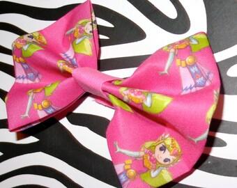 Princess Toon Zelda legend of zelda Fabric hair bow
