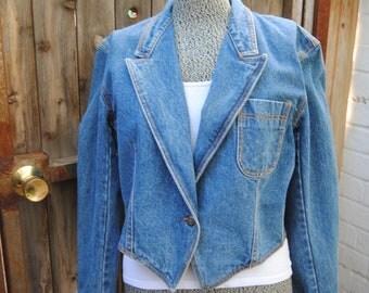 Vintage 1980's Denim Jacket by The GAP