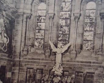 Basilique du Sacré Coeur de Montmartre.v N.1924 Postcard