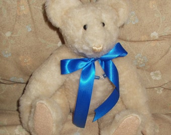 Handcrafted Light Brown Teddy Bear