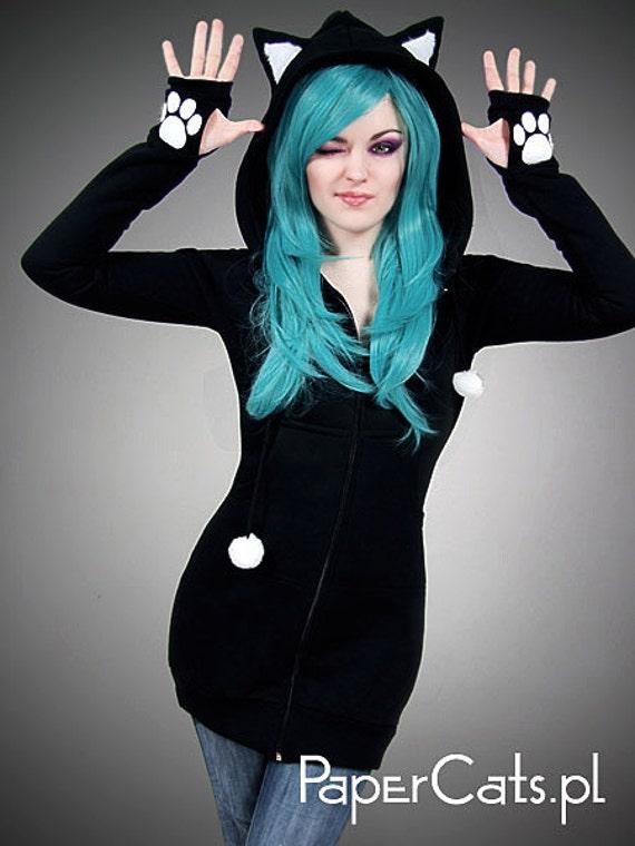 Anime Kitty Ears Ears Animal Kitty ◅ ▻
