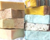 SALE Artisan Handmade Soap CLEARANCE