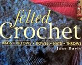 Felted Crochet Book