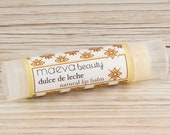 Dulce de Leche Natural Lip Balm