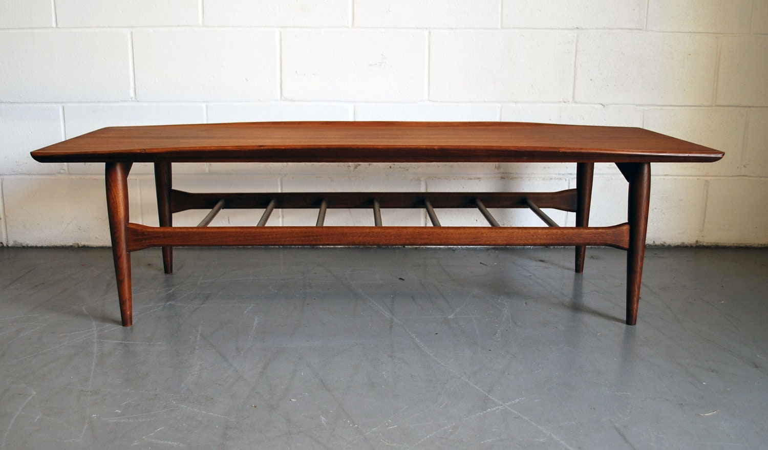 Mid century bassett coffee table Mid century coffee tables
