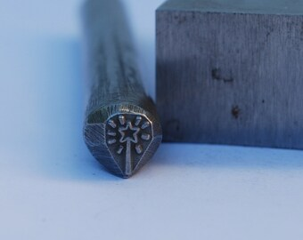 Magic Wand- Metal Stamp LARGE-Exclusive To Me-New 3/8 in.-Metal Stamping Tool-Perfect for Metal Stamping and Metal Work