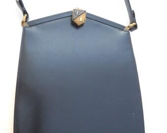 Black 1950's Handbag