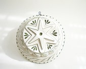 Vintage Ceramic Mold Decorative Kitchen Collectible