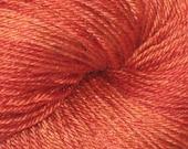 Rust Kettle Dyed Galadriel Yarn