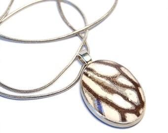 Butterfly Wing Pendant Necklace - Idea Idea Idea - SALE