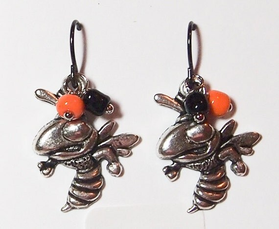 McGill-Toolen earrings