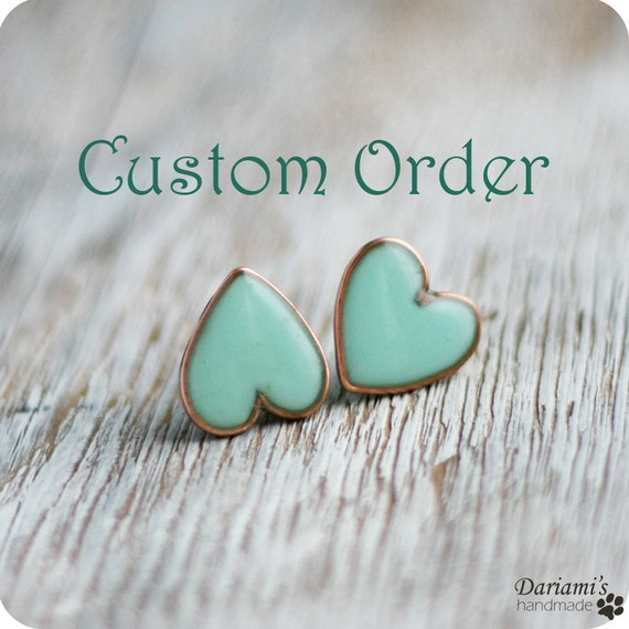 Custom order for Jazmin