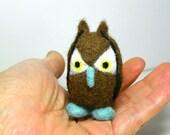 Baby Owl Buddy