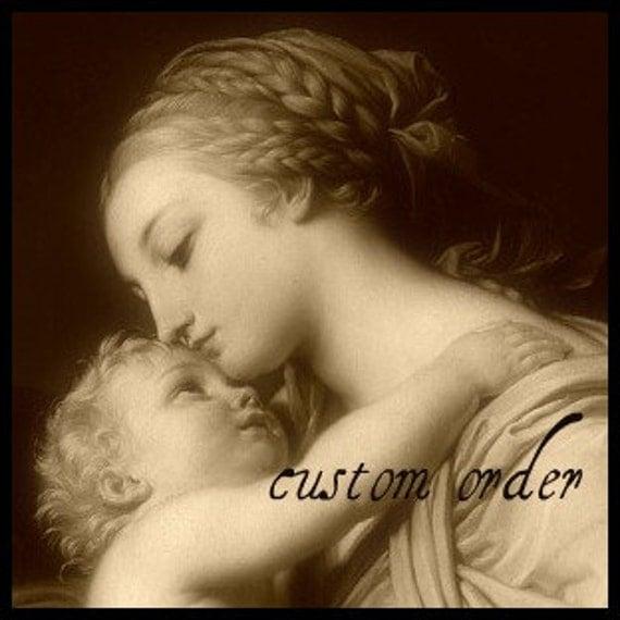Custom Order for Rosaria