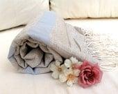 Oatmeal NATURAL Cotton ,Eco Friendly PESHTEMAL,High Quality Hand Woven Turkish Cotton Bath,Beach,Spa,Yoga,Pool Towel