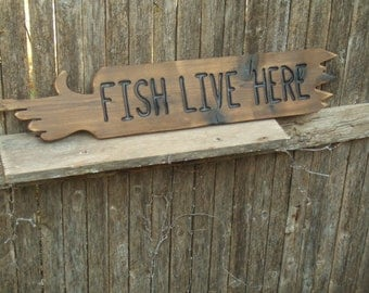 Custom wood pointing finger sign -- hand carved  -- your name or numbers on reclaimed western cedar