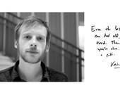 Kevin Devine Say Something 11x14 Print