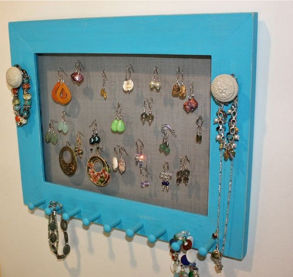 Screen Jewelry Wall Hanging Frame.
