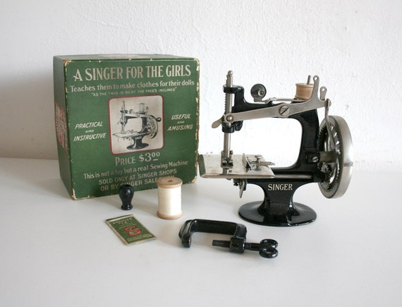1910 singer sewing machine for sale