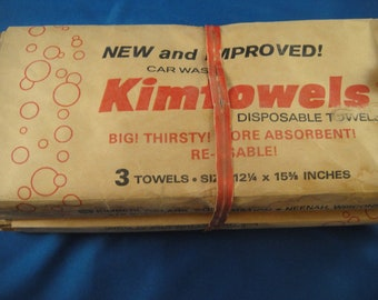 Kimtowels Car Wash Towels Pack of Four