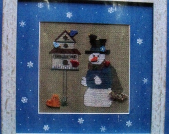 Snowed In - A Mayberry Cross Stitch Design